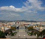 plaza de espana barcellona