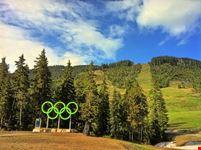 vancouver cypress mountain con in 5 cerchi olimpici dopo vancouver 2010