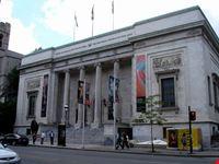 montreal il museo di belle arti di montreal