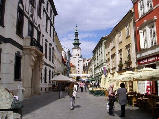bratislava torre san michele