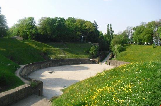 anfiteatro romano trier