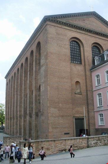 basilica aula palatina trier