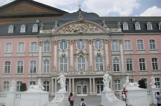 palazzo del principe elettore trier
