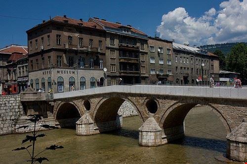 sarajevo il ponte latino