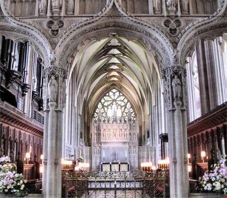 bristol cattedrale di bristol