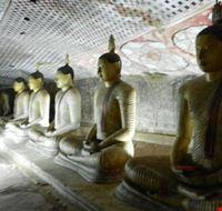 il tempio all'interno