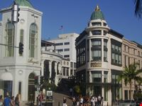 rodeo drive a beverly hills los angeles