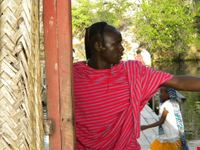 masai al centro tartarughe