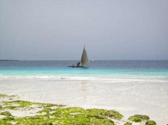 spiaggia di Nungwi
