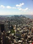 veduta di new york new york