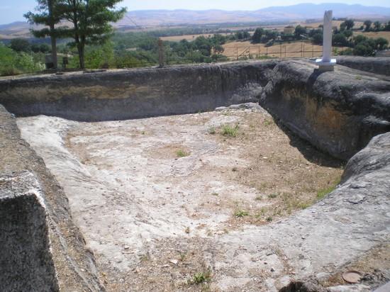 Foto bagno vignoni a san quirico d 39 orcia 550x412 autore marta realdini 19 di 19 - Alberghi bagno vignoni ...