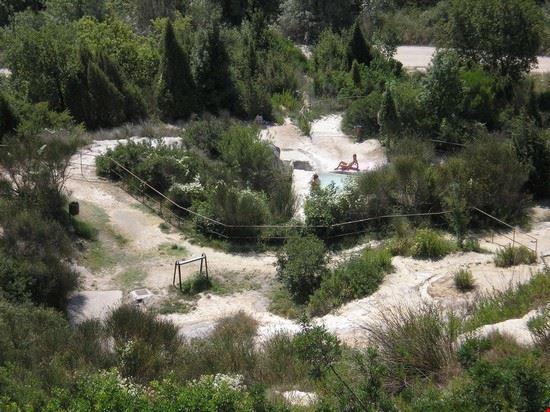 Foto bagno vignoni a san quirico d 39 orcia 550x412 - Bagno vignoni mappa ...