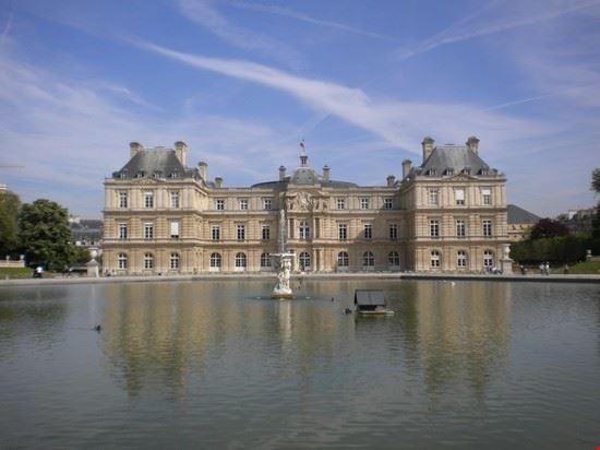 Il palazzo di Lussemburgo