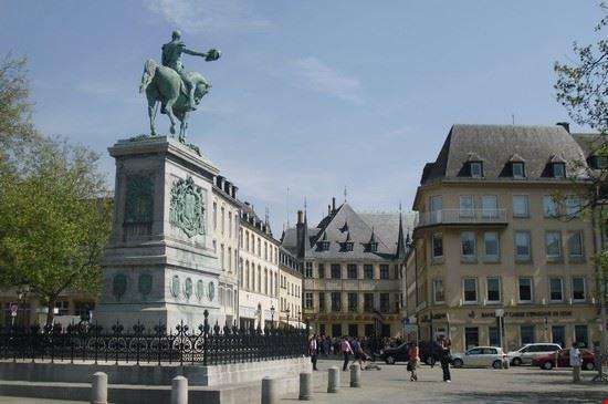 panoramica lussemburgo