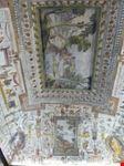 soffitto della sala capitolare