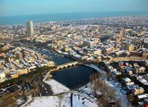 Rimini con la neve