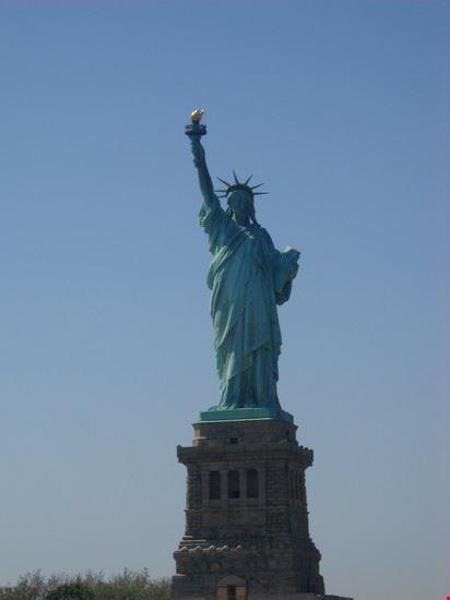 liberty statue new york