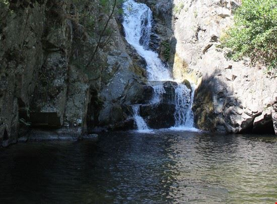 Le cascate del Marmarico