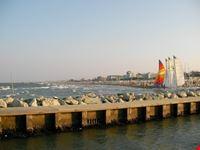 Milano Marittima dal mare