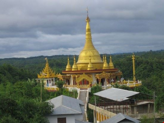Balaghata Buddhist Temple-Bandarban