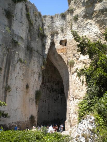 Foto parco archeologico della neapolis a siracusa for Alberghi di siracusa