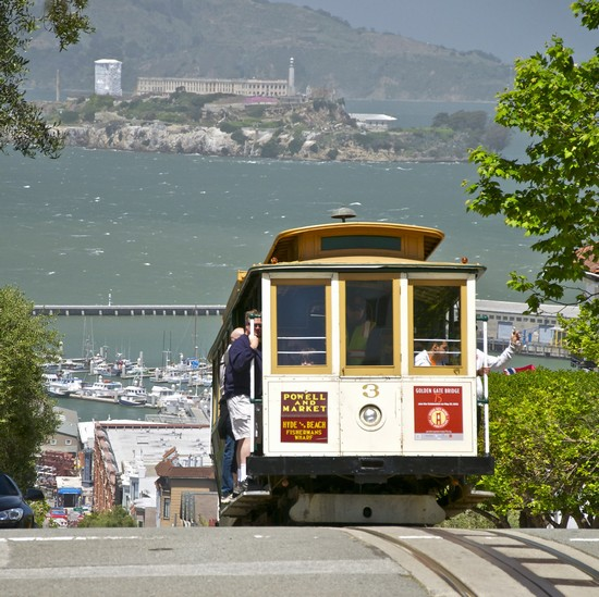 San Francisco Maritime National Historical Park In San