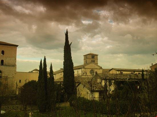 abbazia di farfa fara in sabina