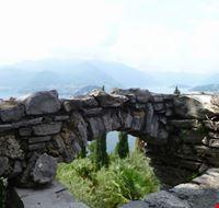 panorama e struttura del castello