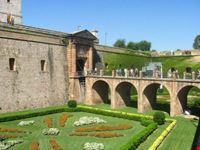 castell de montjuic barcellona