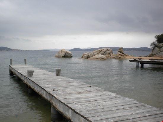 Pontile a Port Raphael