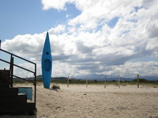 Bellissima spiaggia nei dintorni di Olbia