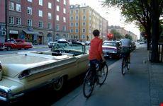 sveavagen ciclisti stoccolma