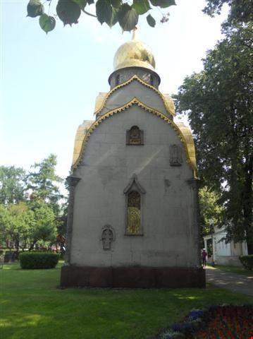 Monastero di Novodevichy