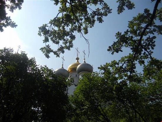 59882 mosca monastero di novodevichy
