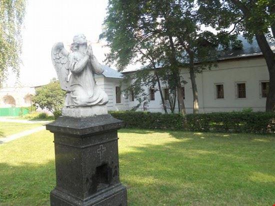 59883 mosca monastero di novodevichy