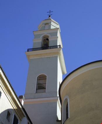 La torretta della chiesa