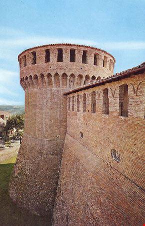 Rocca Sforzesca Malvezzi Campeggi