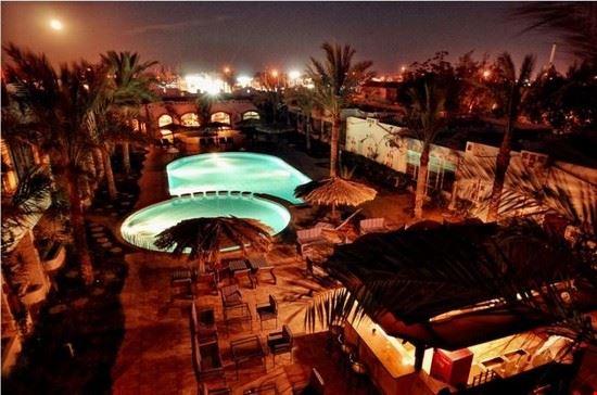 pool at night sharm el sheikh