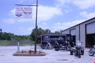 60173 kissimmee art in motion llc custom motorcycle shop