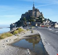 Mont Saint-Michel - riflesso