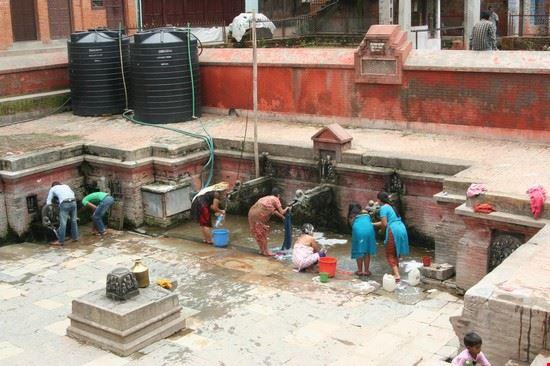 bagno pubblico kathmandu