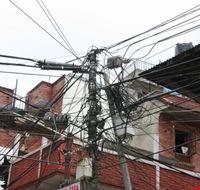 rete elettrica kathmandu
