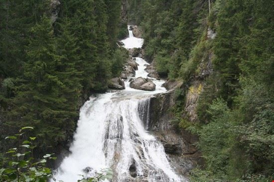 cascate sul sentiero di San Francesco