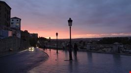 A night in Toledo
