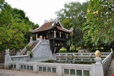 pagoda ad un solo pilastro hanoi