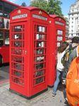 cabina telefonica londinese londra