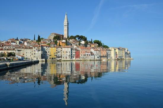 Rovinj guida turistica for Alberghi rovigno croazia