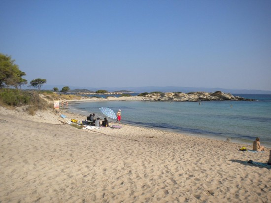 Thessaloniki Greece Beach Resorts