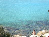 Acque cristalline a Koviou Beach parte seconda!!