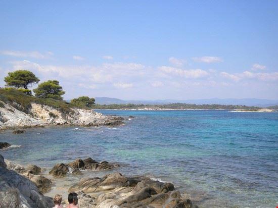 karydi beach vourvourou salonicco